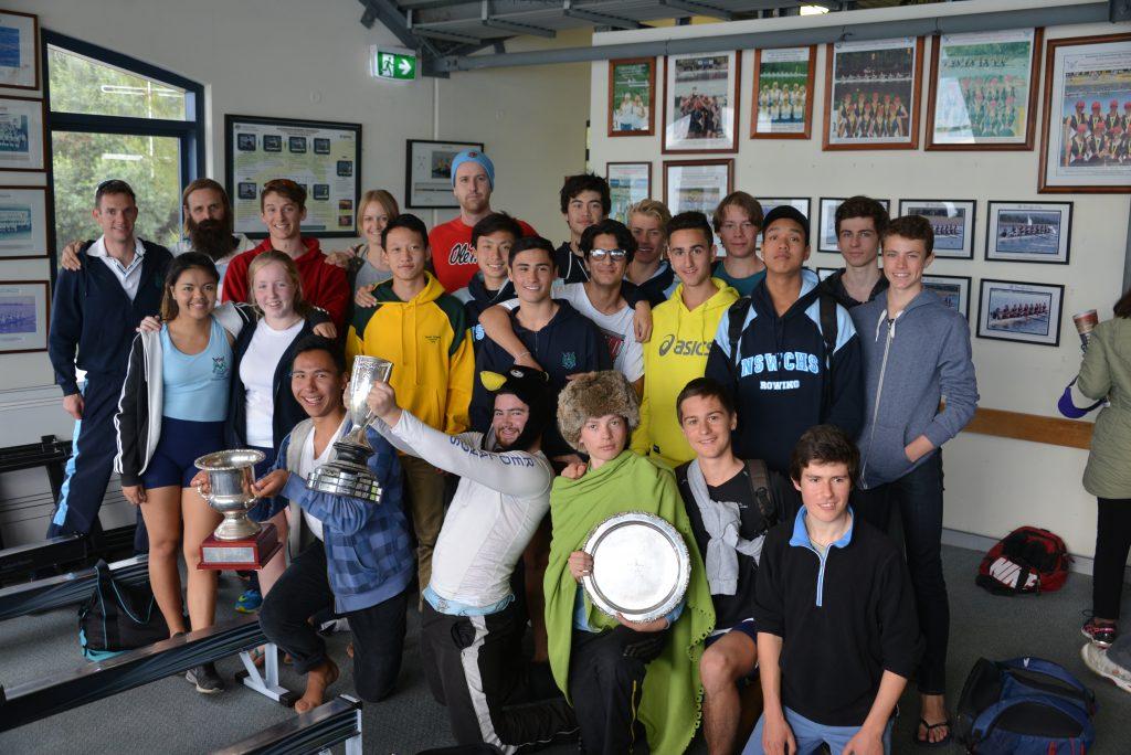 SRC wins JB Sharp Winter Series 2016