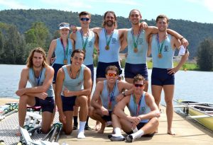 The Winning Club Men's 8+